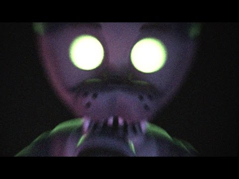 Five Nights at Candys 2: Weasel Animatronic Easter Egg! POPGOES WEASEL!