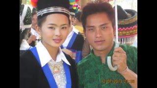 Hmong new year in Luang Prabang 2014-20