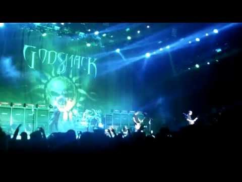 Godsmack - Concert Opening / The Enemy (Albuquerque, NM Live HD, Uproar Music Festival 2012)