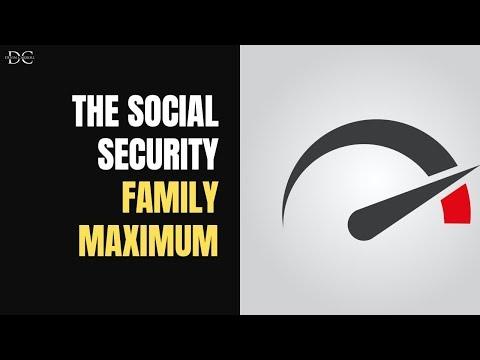 The Social Security Family Maximum