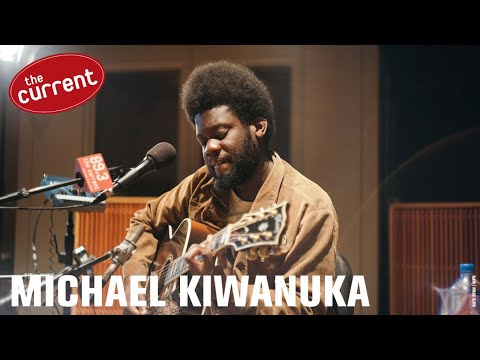 Michael Kiwanuka - Full Solo Acoustic Session (Live At The Current, 2017)