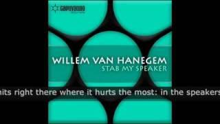 Willem van Hanegem - Stab My Speaker (CVSA080)