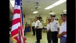 June 23, 2012 ~OFFICER INSTALLATION POST 69 AVON PARK FLORIDA