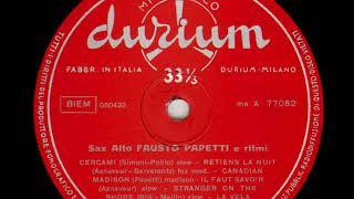 Fausto Papetti   Sax Alto e Ritmi n  3 11   Il faut savoir