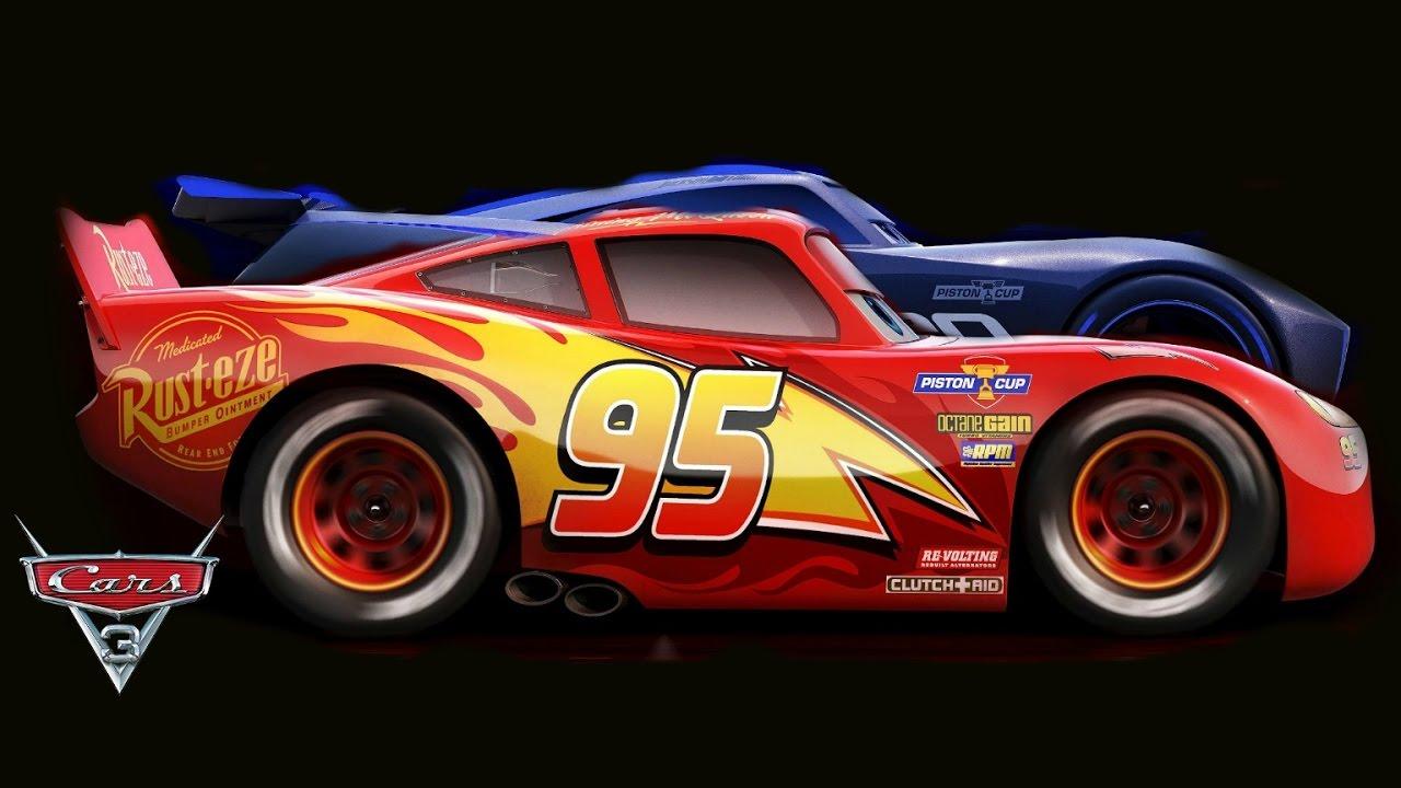 Cars 3 Fan Made Trailer 4 - Final - - YouTube