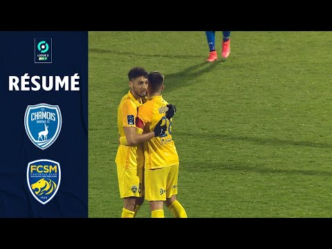 Niort Sochaux Goals And Highlights