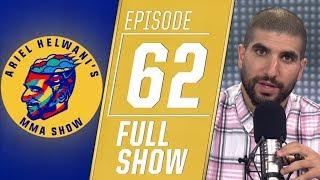 Colby Covington, Tony Ferguson, Jorge Masvidal  | Ariel Helwani's MMA Show [Episode 62 – 9/9/2019]
