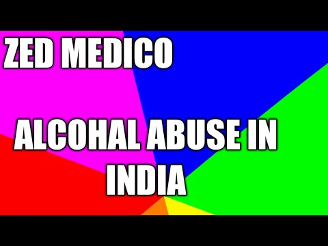Alcohol abuse in india