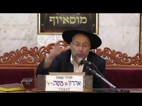 שידור חי בית הכנסת מוסיוף יום א 7.7.19