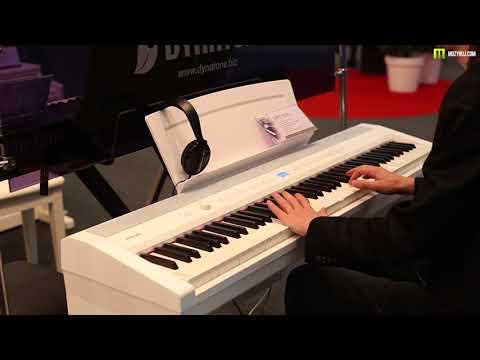 Nagrania dla muzykuj.com – Dynatone DPP 510 – musikmesse 2018 gra: Kamil Barański www.muzykuj.com