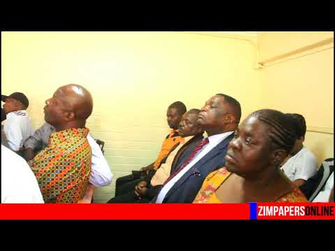 Zanu-PF Provincial Coordinating Committee on party primary elections