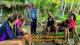 Survivor All Star - Bozok Seda'nın Üzerine Yürüdü (6.Sezon 19.Bölüm)