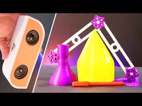 Top 7 Smart Ideas 3D Printed