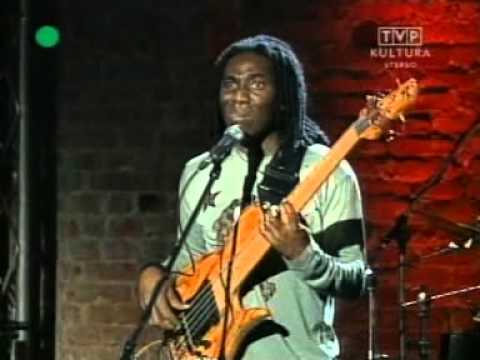 Richard Bona Group Live in Fabryka Trzciny 2005