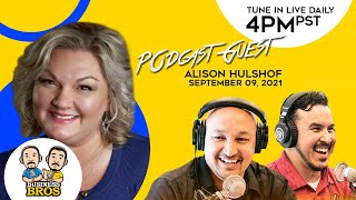 How to create a success plan that works with Alison Hulshof