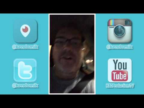 Ken and Ben Answer Questions while driving home, Aug 15th 2015 - KBDPeriscopeTV #30