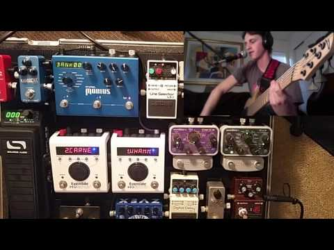 Source Audio OFD Bass Review (PedalBoard Demo Part 3)