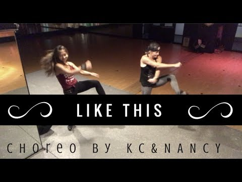 LOVE 2 BE FIT STUDIO - LIKE THIS by DISPOSE Zumba Dance Fitness - Choreo by KC & Nancy