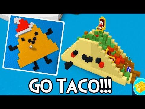 ROBLOX BUILD A BOAT FOR TREASURE | GO TACO & DORITO!