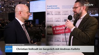 Im Interview: Andreas Kalbitz (JF-TV Direkt)