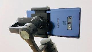 Galaxy Note 9 4K video test!