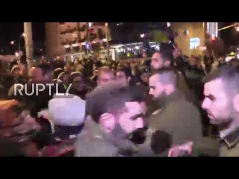 Israel: Hundreds protest over arrest of minors in Jewish terrorism case