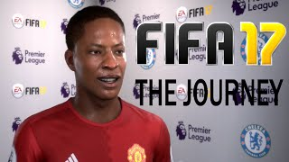 FIFA 17 THE JOURNEY Gameplay Walkthrough Part 1 - FIFA 17 Demo (PS4/Xbox One/PC)