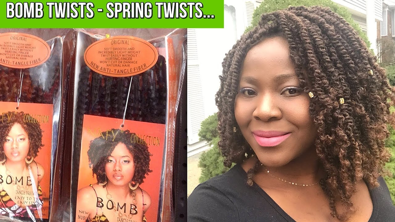 How To Do Bomb Spring Twists Youtube