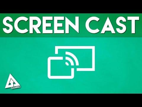 Xbox One Wireless Display Tutorial (Miracast) - YouTube