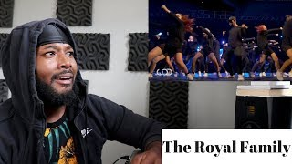 Royal Family | FRONTROW | World of Dance Los Angeles | REACTION