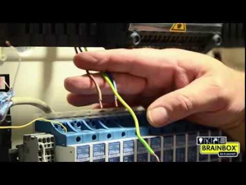 Hoe Een Lichtpunt Aansluiten Op De Impulsschakelaar Tl216