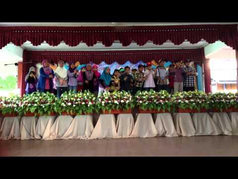 SK Taman Selasih Teachers day performance by 4Cempaka 2014