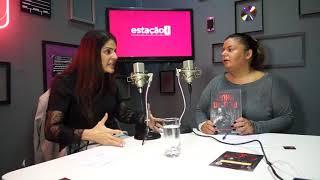 Patrícia Pasquini entrevista a escritora Roberta Barone - Livro Linha de Tiro