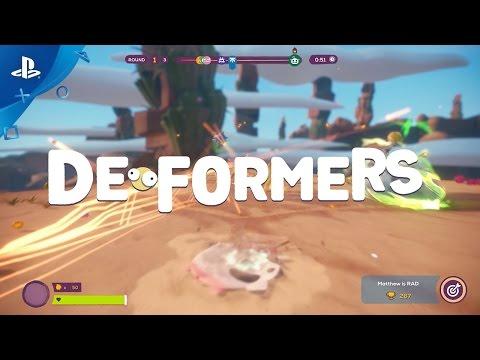Deformers - Launch Trailer | PS4