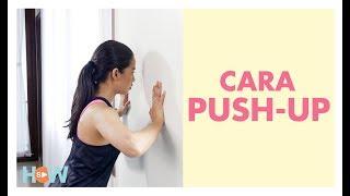 Cara Push Up Wanita yang Benar | Latihan Dada