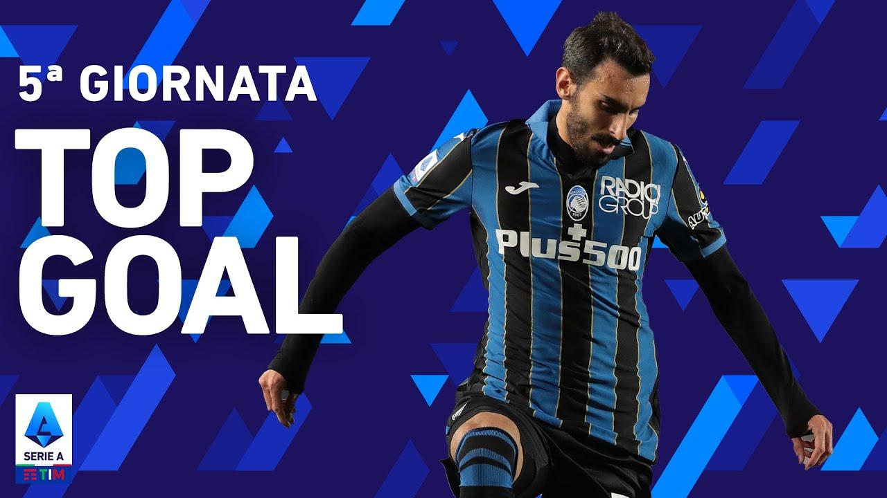 Zappacosta, Kalinic, Chiesa, Stulac & Ruiz!   Top 5 Goals   5ª giornata   Serie A 2021/22