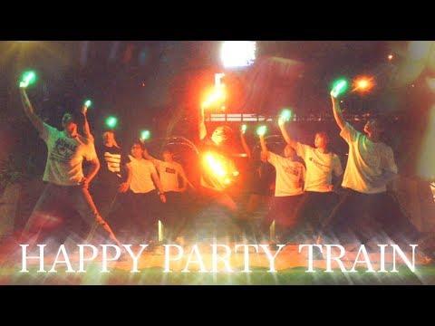 【ヲタ芸】HAPPY PARTY TRAIN 【Aqours】