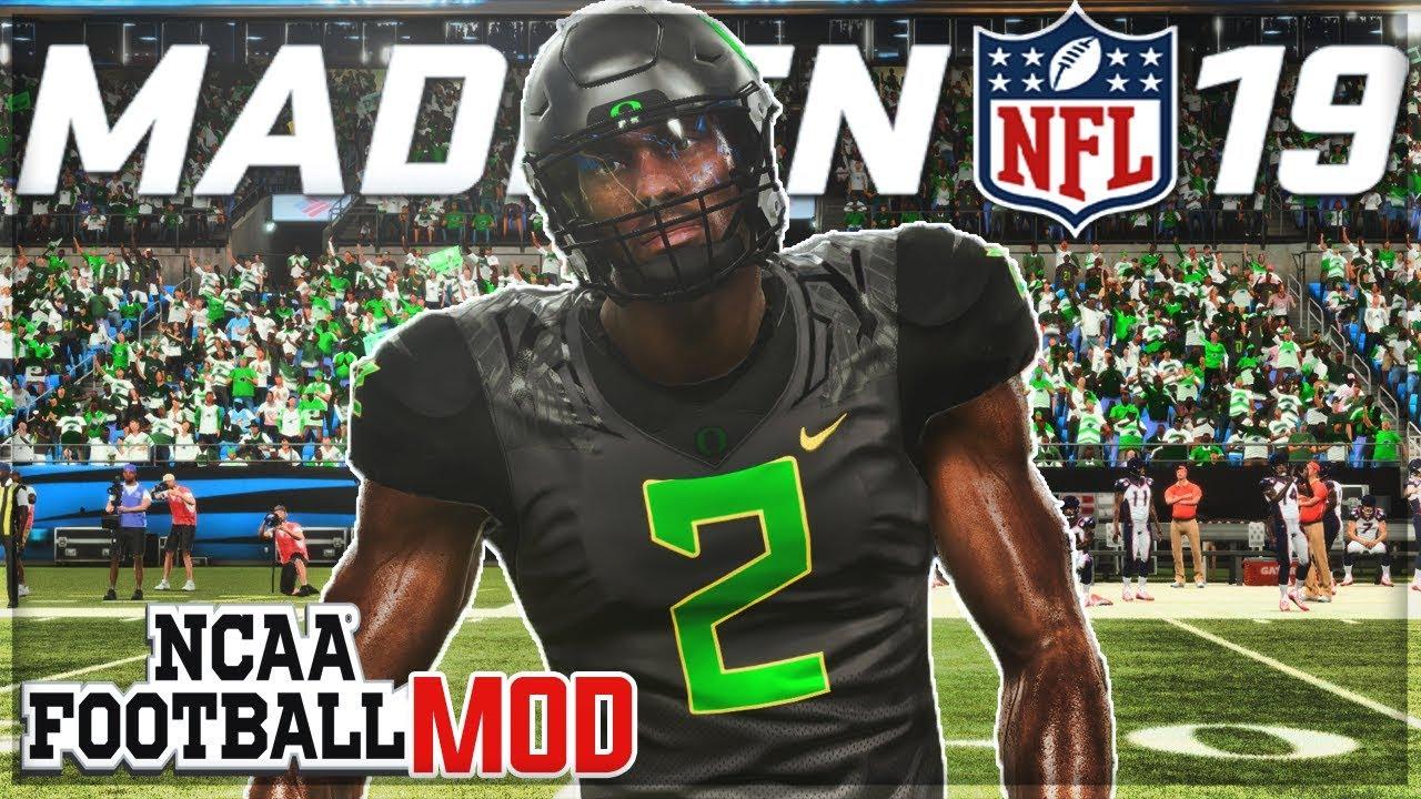 NCAA Madden 19 Mod Closer Than We Think? | Madden 19 News