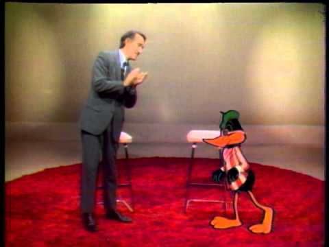Foghorn Leghorn and Daffy Duck Interviewed by Pat Paulsen
