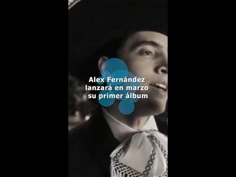"""Alex Fernández lanzará en marzo su primer álbum """"Lo primero que haría"""""""