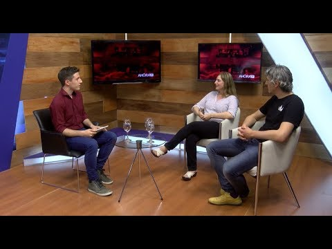 AHORA TV | Entrevista a Melina Bersten y Gastón Folatelli