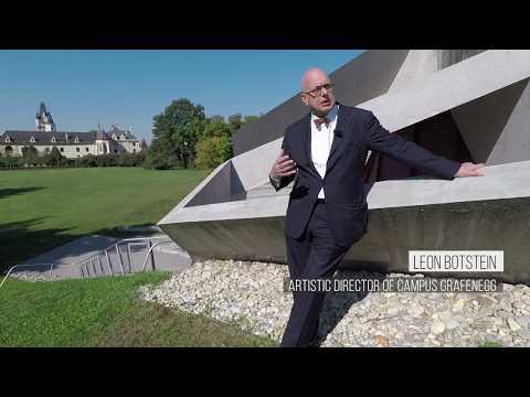 Interview Leon Botstein about Campus Grafenegg Teaser (English)