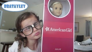 Not Getting To Open An American Girl Doll (wk 187.4) | Bratayley