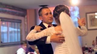 Восхитительный первый танец жениха и невесты