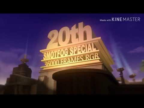 20th Smotfog Special 36000 Frames RGB Logo (2005) Reversed