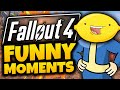 """Fallout 4: Funny Moments! - """"EXPLORING THE WASTELAND!"""" - (FO4 Funny Moments)"""