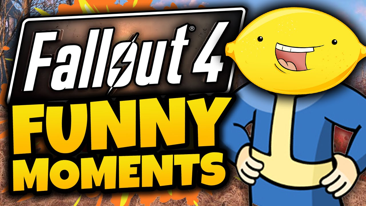Fallout  Funny Moments Exploring The Wasteland Fo Funny Moments Youtube