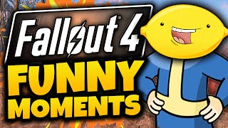"Fallout 4: Funny Moments! - ""EXPLORING THE WASTELAND!"" - (FO4 Funny Moments)"