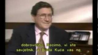 Envera Selimovic: Richard Holbrooke - To End a War (2/3)