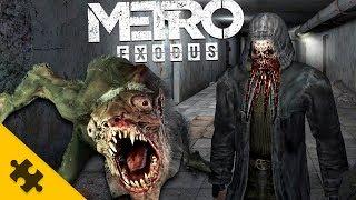 METRO EXODUS = STALKER 2: Подробности